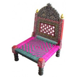Rajasthani Wooden Chair