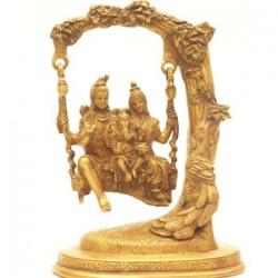 Brass Work Jewellery Box