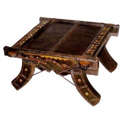 Rajasthani Wooden Table