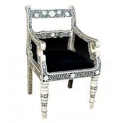 Bone Inlay Chair