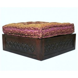 Diamond Ottoman - Single
